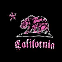 shirt california bear sublimation