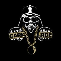 Tee shirt  Dark side...