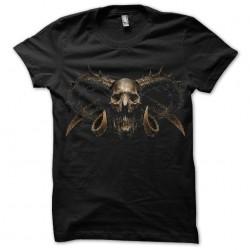 Tee shirt  Demonskull sublimation