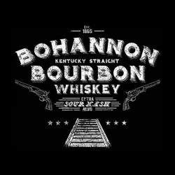 hell on whells bohannon whiskey sublimation