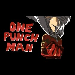 shirt one punch man sublimation
