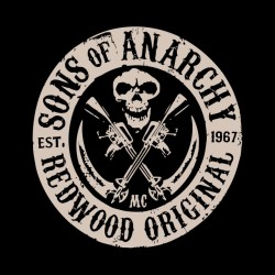 tee shirt redwood sons of anarchy sublimation