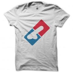 tee shirt domino pizza kiki...