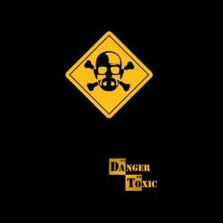 T-shirt Breaking Bad Walter White Danger Toxic black sublimation