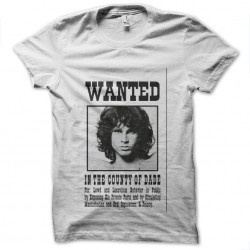 shirt morrison the doors wanted sublimation