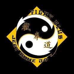 shirt ying yang fight club sublimation