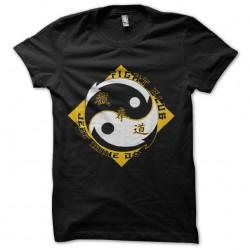 shirt ying yang fight club...