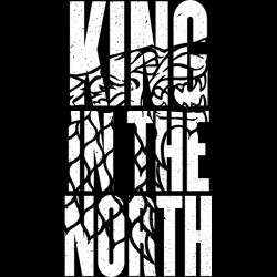 King in the North - Game of Thrones Sublimation