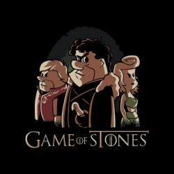 tee shirt flintstones game of thrones sublimation