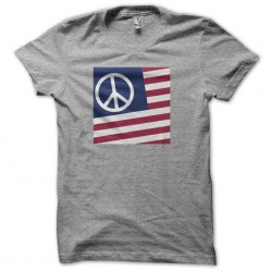 USA Peace and Love shirt...