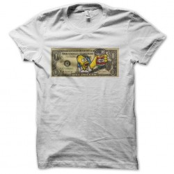 simpson homer duff dollar dollar sublimation