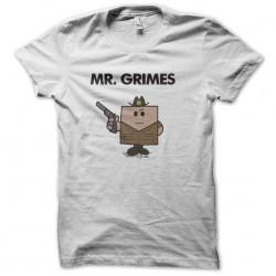 mr grimes shirt walking...