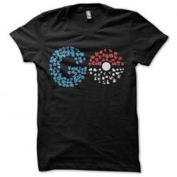 GO pokemon sublimation shirt