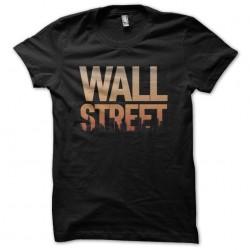 tee shirt wall street...