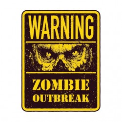 shirt zombie outbreak...