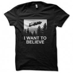 shirt i want to believe...