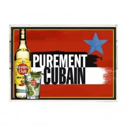tee shirt havana club cubain sublimation
