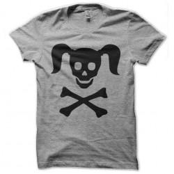 lady punk sublimation shirt