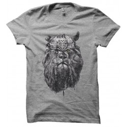 shirt lion viking warrior...