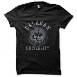 shirt dalaran university...