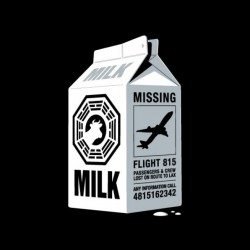 shirt lost milk sublimation brick