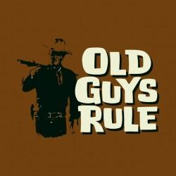 shirt john wayne old guy sublimation