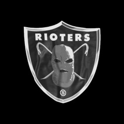 sublimation rioters los angeles shirt