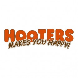 tee shirt hooters  sublimation