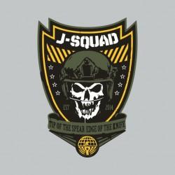 tee shirt j-squad edge of tomorrow sublimation
