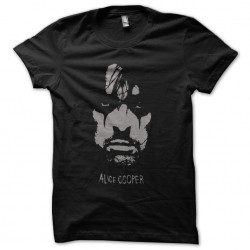 alice cooper face...
