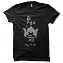 tee shirt alice cooper face...