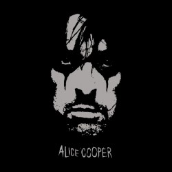tee shirt alice cooper face sublimation