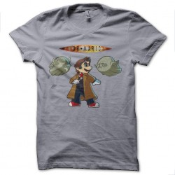 tee shirt docteur who mario...