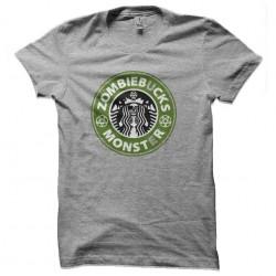 tee shirt zombie monster...