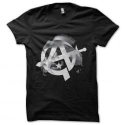tee shirt anarchie usa...