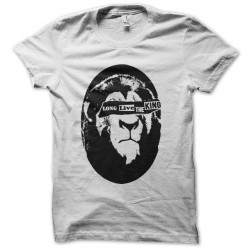 tee shirt long live the king sublimation