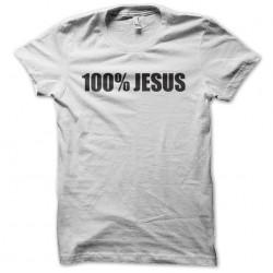 tee shirt  100% jesus rio...