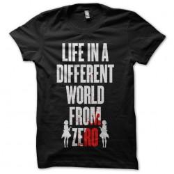 tee shirt Re zero life in a...