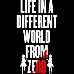 Re zero - Life in a different world from zero sublimation