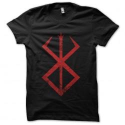 tee shirt Berserk - Cursed...