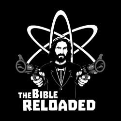 tee shirt la bible reloaded sublimation