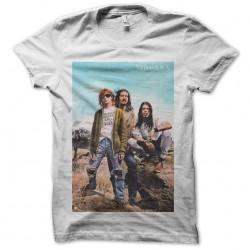 tee shirt nirvana poster...