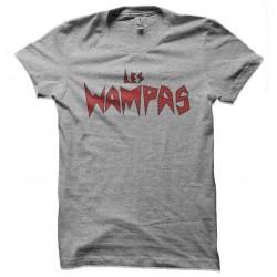 shirt the wampas sublimation