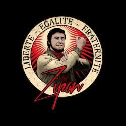 shirt mesrine liberte egalite sublimation