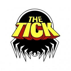 shirt the tick super hero sublimation