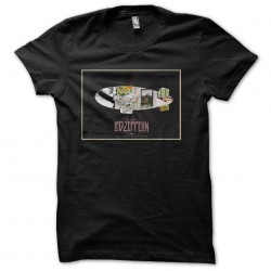 tee shirt led zeppelin rare...