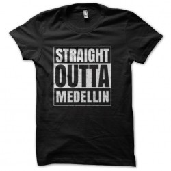 tee shirt straight outta...