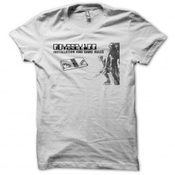 Tee shirt Magnavox Odyssey  sublimation