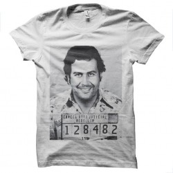 shirt pablo escobar under...