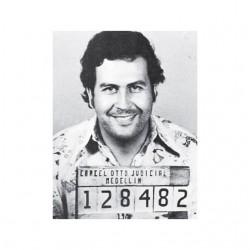 shirt pablo escobar under arrest sublimation